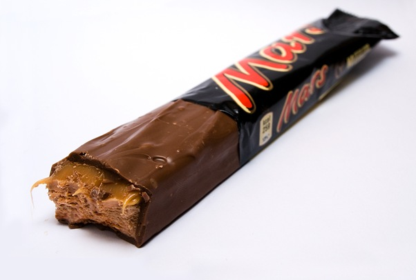 mars chocolate
