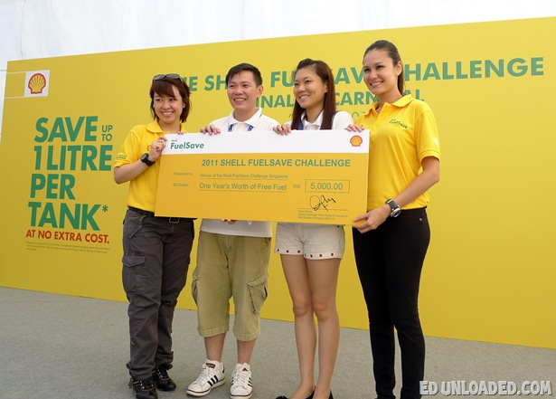 shell fuelsave champion