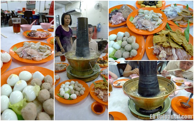 Penang Steamboat