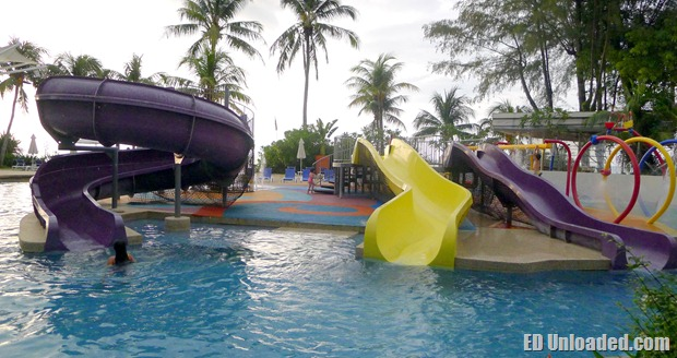 Water slides Hard Rock