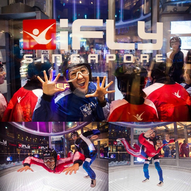 ifly collage