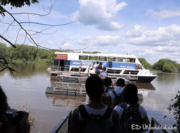 Darwin crocodile cruise
