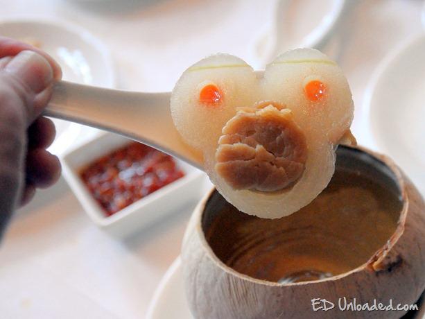 Mickey Soup