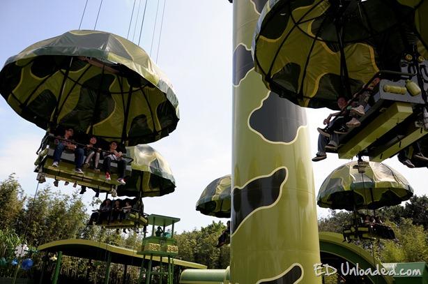 Parachute park