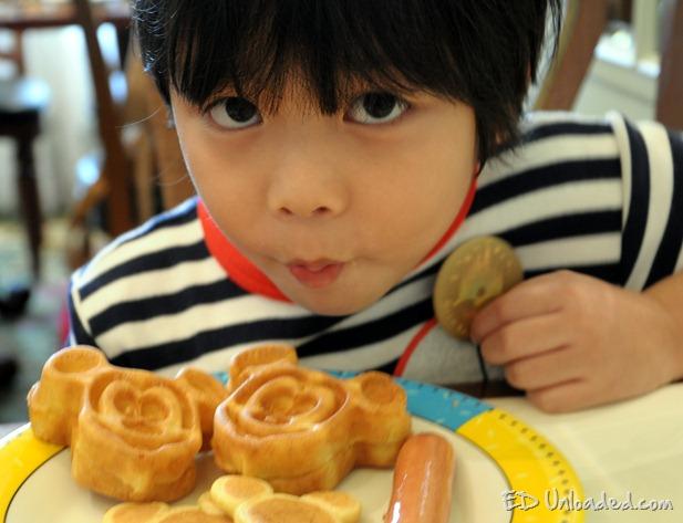 disney pancakes