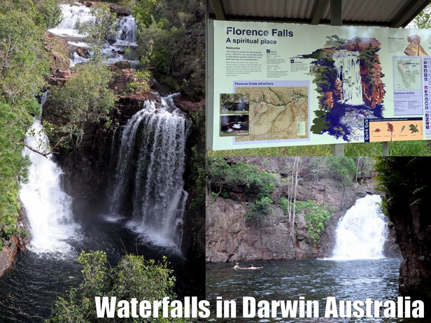 Attractions in Darwin Australia