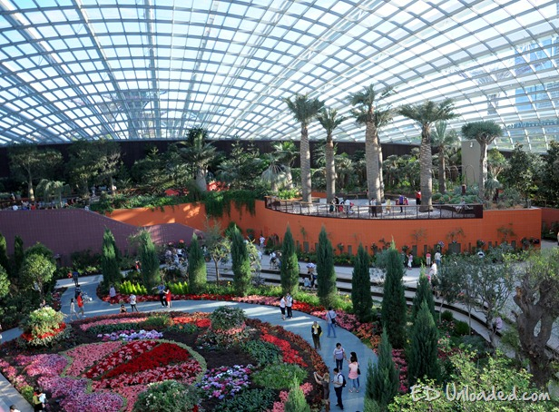 Gardens bay