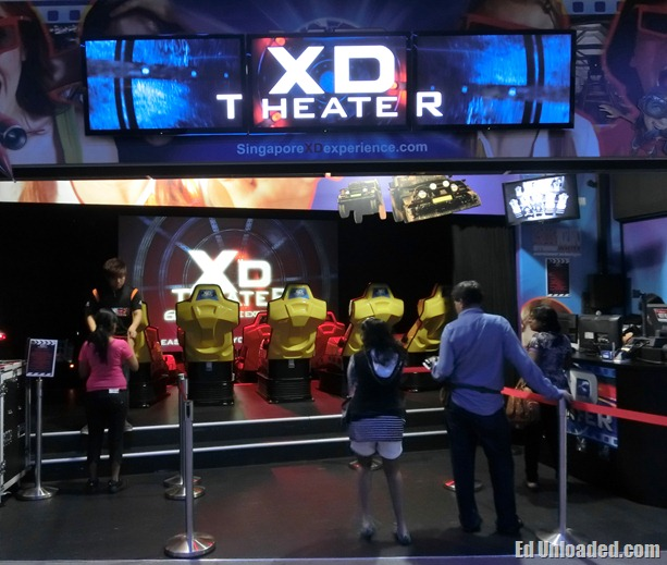 XD theatre singapore
