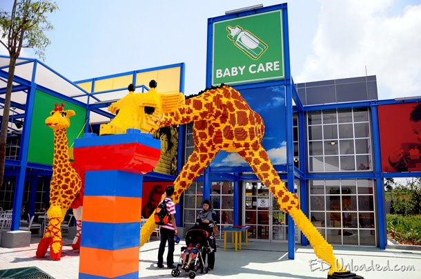 Babycare room