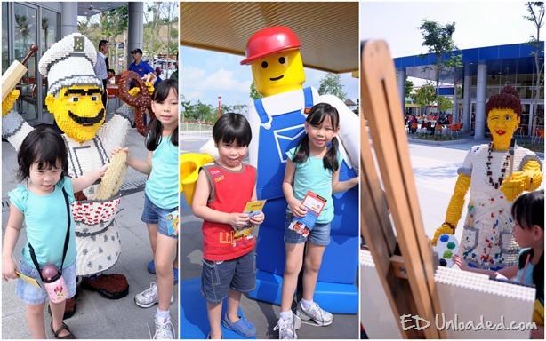 Legoland models