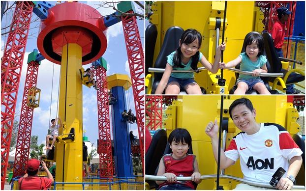 Legoland pulley