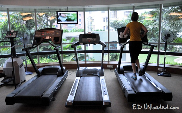 Prince Hotel Gym