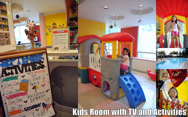 Prince Hotel Kids Room
