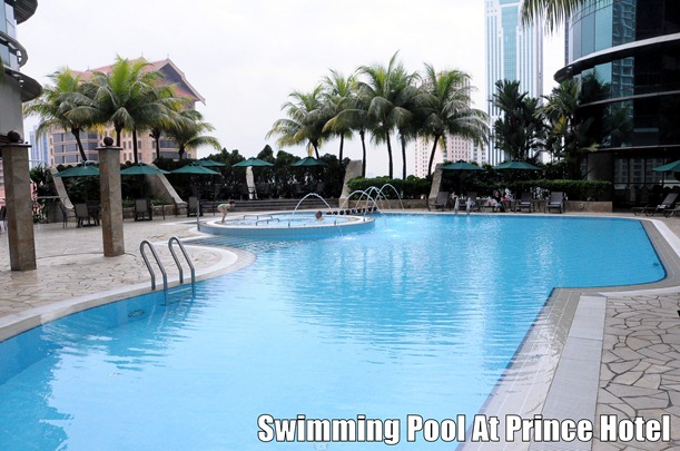 Prince Hotel Swimming pool