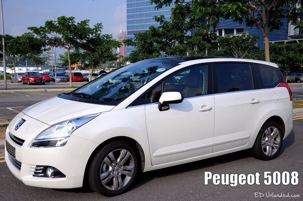 Citroen Grand Picasso Vs Peugeot 5008 Ed Unloaded Com
