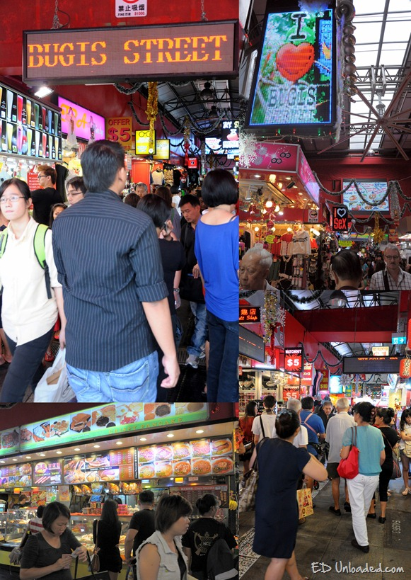 bugis street collage