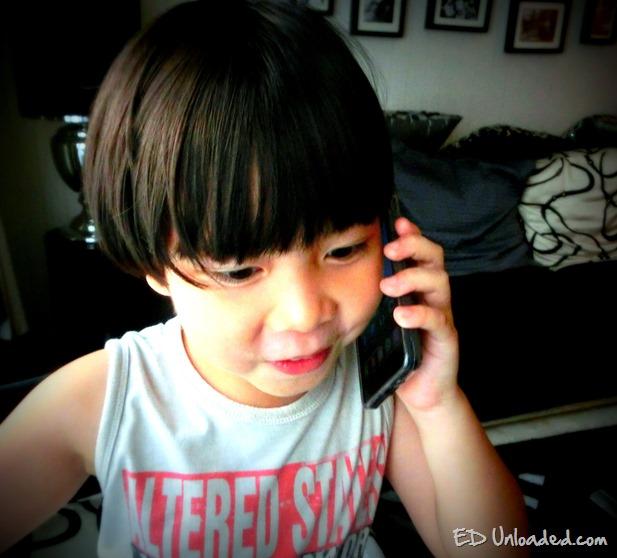 Parental control mobile devices