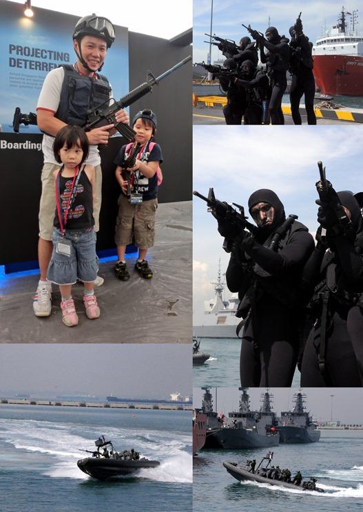 Navy show