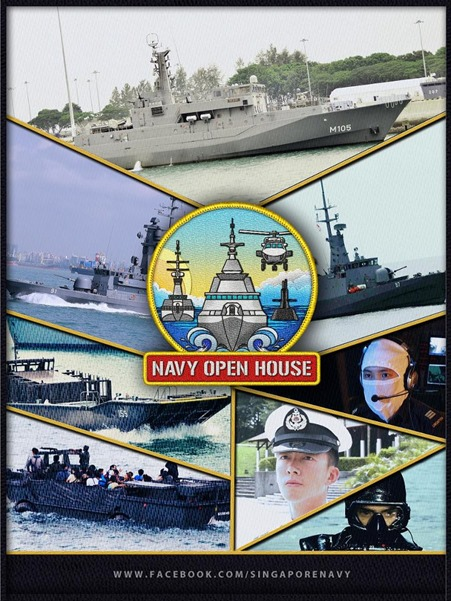 navy open house