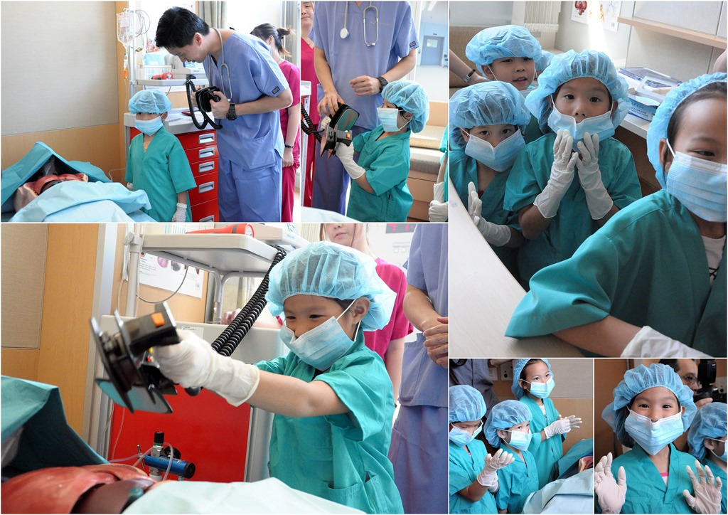 how to become a doctor for kids