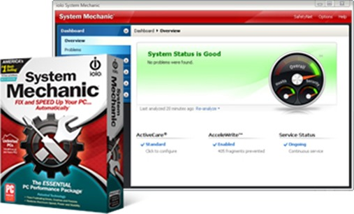 Iolo System Mechanic 11 Crack Keygen Software