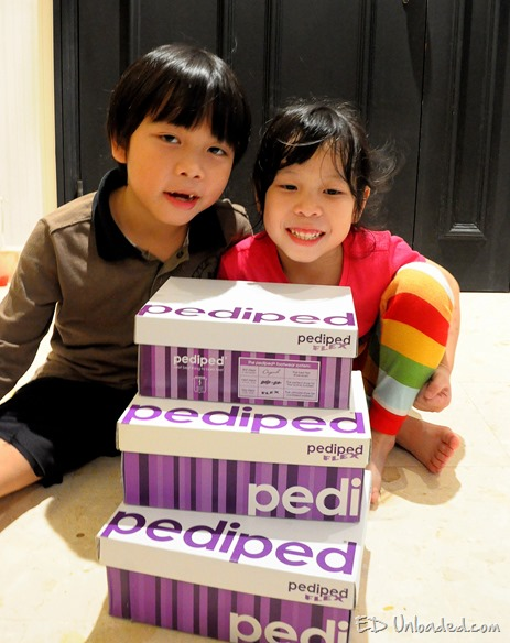 pediped shoes thumb Giveaway: Pediped Shoes for Kids