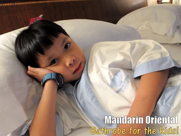 Bathrobe kids thumb Mandarin Oriental Bangkok