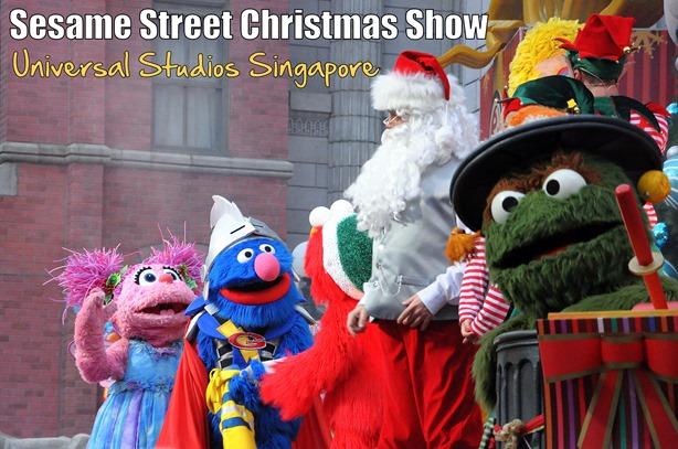 Sesame Street at Universal Studios