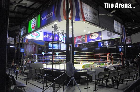 lumpinee boxing arena