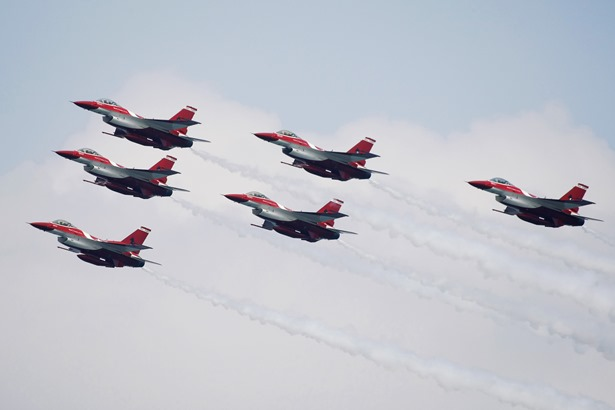 black knights thumb Singapore Air Show with the RSAF family day