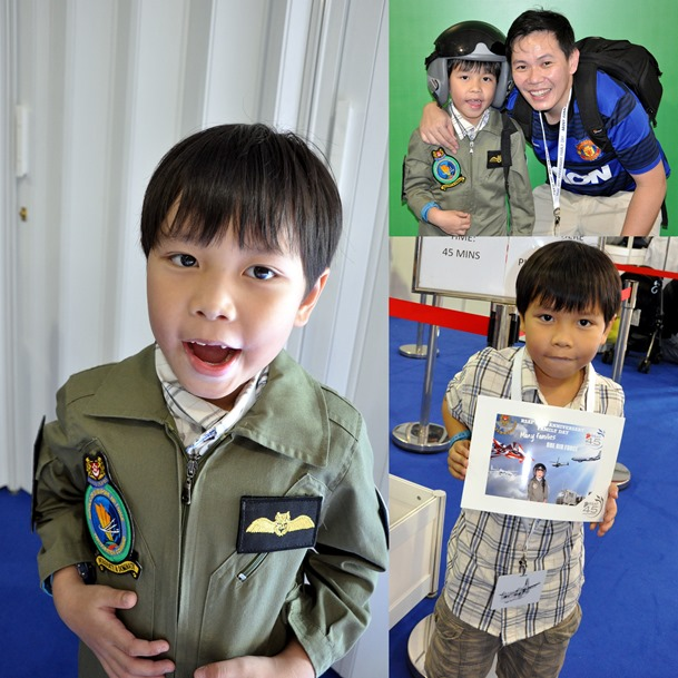 children military thumb Singapore Air Show with the RSAF family day