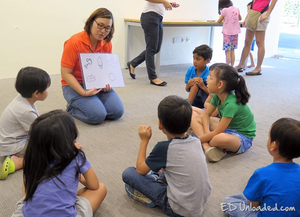 gardens by the bay education programme