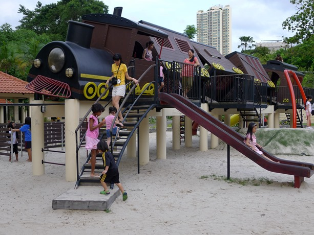 train playground thumb Top 5 places to bring your kids in Singapore