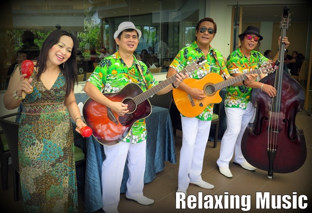 beach music thumb Sunday Brunch at Rasa Sentosa