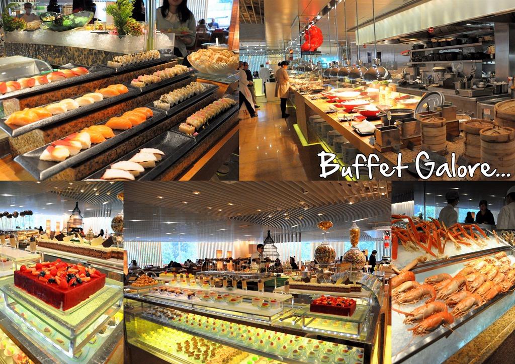 Hong Kong Island Shangri La Restaurants