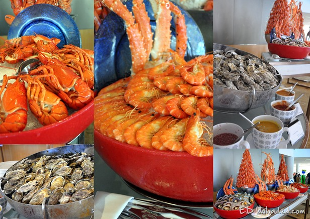 seafood buffet thumb Sunday Brunch at Rasa Sentosa