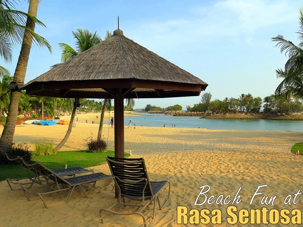 sentosa beach thumb Sunday Brunch at Rasa Sentosa