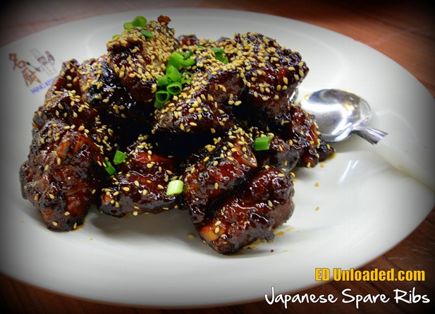 japanese spare ribs