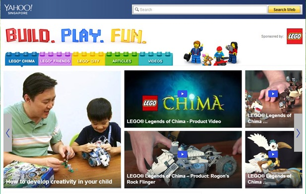 lego yahoo news thumb Writing for Lego and Yahoo