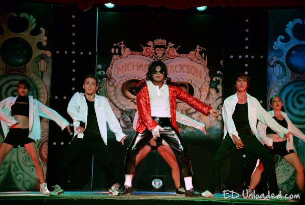 Club Med michael jackson
