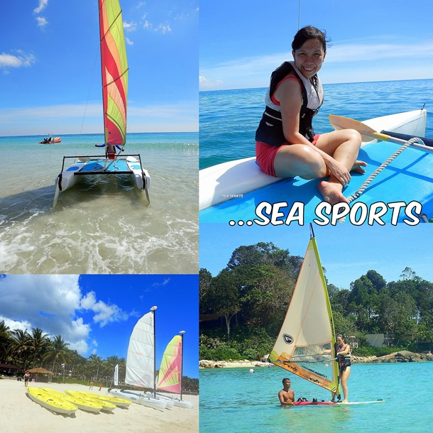 Club med sea sports