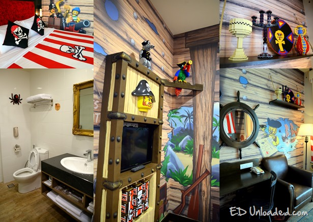 Pirates theme room