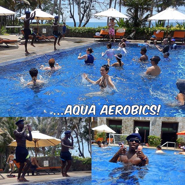club med aerobics