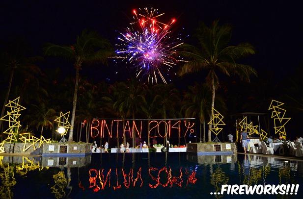 club med fireworks