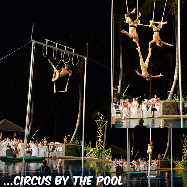 club med pool circus