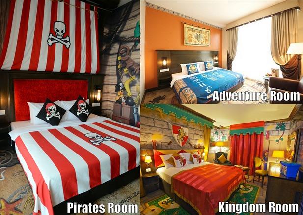 legoland hotel rooms