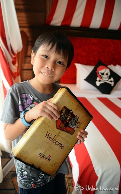 pirates room
