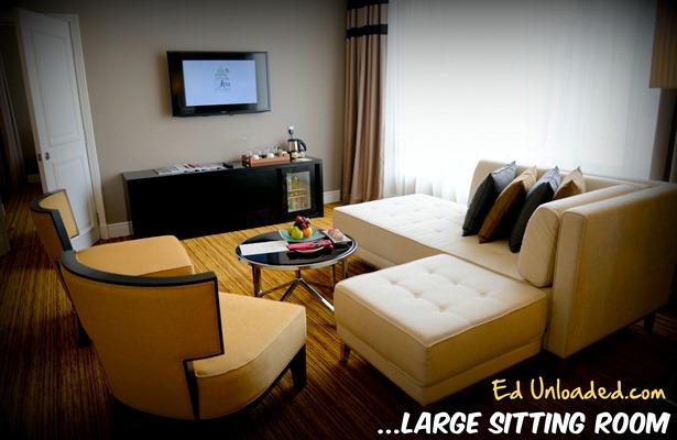 Majestic Hotel Suite