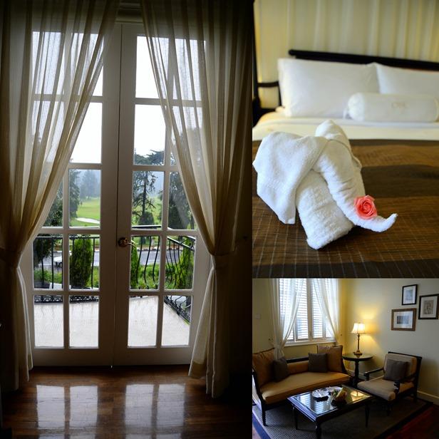 Cameron Resort room