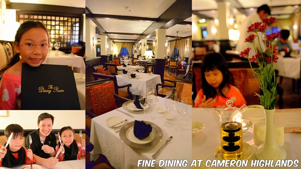 fine dining cameron